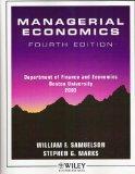 Managerial Economics (custom edition)