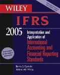 Wiley Ifrs 2005 Interpretation And Application Of International Accounting and Financial Rep...