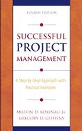 Successful Project Management A Step-by-step Approach With Practical Examples