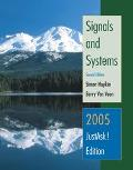 Signals And Systems 2005 Just Ask Edition