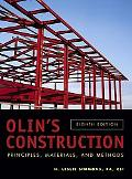 Olin's Construction Principles, Materials, And Methods