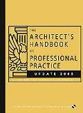 The Architect's Handbook of Professional Practice Update 2005