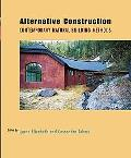 Alternative Construction Contemporary Natural Building Methods