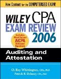 Wiley CPA Exam Review 2006: Auditing and Attestation