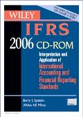 Wiley Ifrs 2006 Interpretation And Application of International Financial Reporting Standards