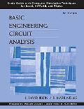 Basic Engineering Circuit Analysis With Computer Simulation Techniques For Excel, MATLAB, An...