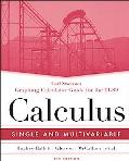 Calculus Single And Multivariable Graphing Calculator Guide For The TI-89