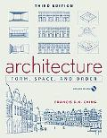 Architecture Form, Space, & Order