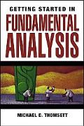 Getting Started in Fundamental Analysis