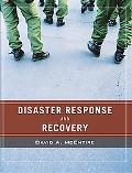 Disaster Response and Recovery Strategies and Tactics for Resilience