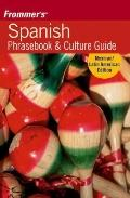 Frommer's Spanish Phrasebook and Culture Guide