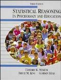Stat.reasoning in Psych.+ed.