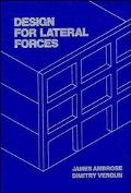 Design for Lateral Forces