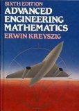 Advanced Engineering Mathematics - Erwin Kreyszig - Hardcover - 6th ed
