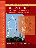 Statics Analysis And Design of Systems in Equilibrium