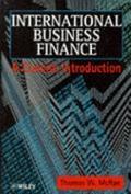 International Business Finance : An Introduction