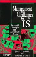 Management Challenges in Iss Successful Strategies and Appropriate Action