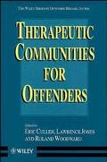 Therapeutic Communities F/offenders