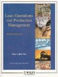 Lean Operations and Production Management (Eastern Michigan University)