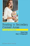 Reading in Secondary Content Areas: A Language-Based Pedagogy