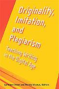 Originality, Imitation, and Plagiarism