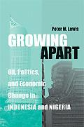 Growing Apart Oil, Politics, And Economic Change in Indonesia And Nigeria
