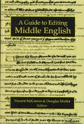 Guide to Editing Middle English