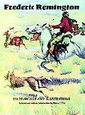 Frederic Remington 173 Drawings and Illustrations