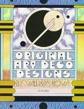 Original Art Dec Designs 72 Plates