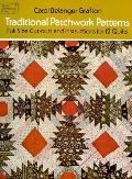 Traditional Patchwork Patterns: Full-Size Cut-Outs and Instructions for 12 Quilts