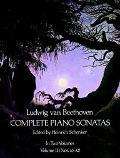 Ludwig Von Beethoven Complete Piano Sonatas