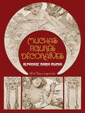 Mucha's Figures Decoratives Forty Plates