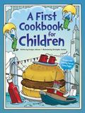 First Cookbook for Children With Illustrations to Color