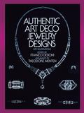 Authentic Art Deco Jewelry Designs 837 Illustrations