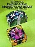 Easy to Make Stained Glass Boxes