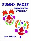 Funny Faces Punch-Out Stencils