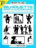 Ready-To-Use Silhouette Spot Illustrations