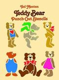 Teddy Bear Punch-Out Stencils