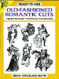 Ready-To-Use Old Fashioned Romantic Cuts Copyright-Free Designs, Printed One Side, Hundreds ...