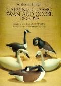 Carving Classic Swan and Goose Decoys