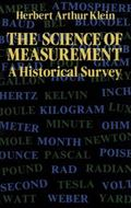 Science of Measurement A Historical Survey
