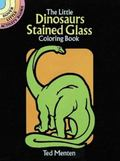 Little Dinosaurs Stained Glass `