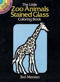 Little Zoo Animal Stained Glass