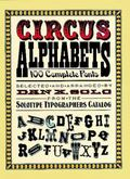 Circus Alphabets 100 Complete Fonts