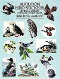 Audubon Bird Stickers in Full Color 53 Pressure-Sensitive Designs