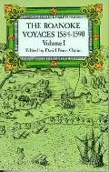 Roanoke Voyages 1584-1590,vol.i