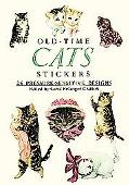 Old-Time Cats Stickers 2