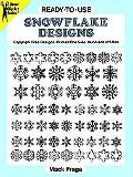 Ready-To-Use Snowflake Designs