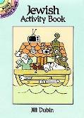 Jewish Activity Book