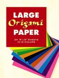 Large Origami Paper 24 9